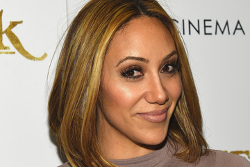 Melissa Gorga Disney With The Cinema Society & Samsung Host a Screening of 'The Jungle Book' - Arrivals