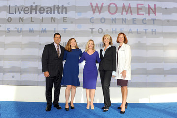Melissa Joan Hart Melissa Joan Hart Attends the LiveHealth Online Summit: Women Connect to Health