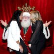 """Melissa Joan Hart The Stars of """"It's a Wonderful Lifetime"""" Celebrate the Season at First Holiday Party of the Year"""