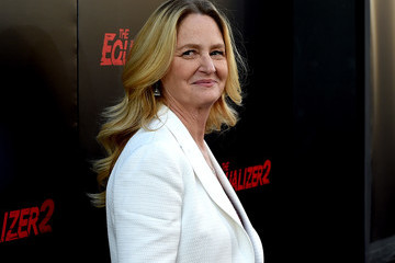 Melissa Leo Premiere Of Columbia Picture's 'Equalizer 2' - Red Carpet