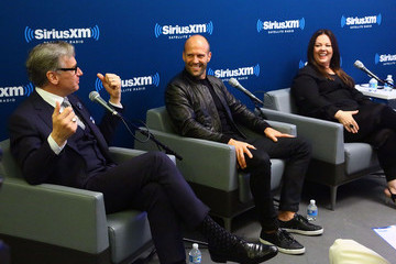 Melissa McCarthy SiriusXM's 'Town Hall' With Melissa McCarthy, Jason Statham and Paul Fieg