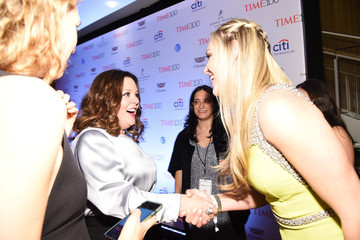 Melissa McCarthy 2016 Time 100 Gala, Time's Most Influential People in the World - Cocktails