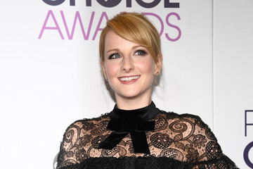 Melissa Rauch People's Choice Awards 2017 - Press Room