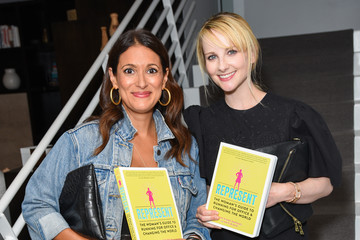 Melissa Rauch June Diane Raphael Celebrates New Book 'Represent The Woman's Guide To Running For Office And Changing The World'