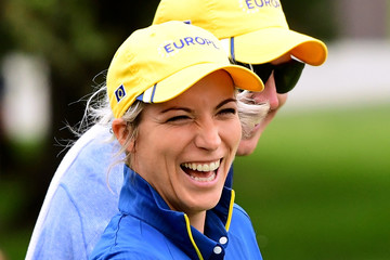 Melissa Reid The Solheim Cup - Preview Day 4
