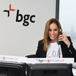 Melissa Rivers Annual Charity Day Hosted By Cantor Fitzgerald, BGC and GFI - BGC Office - Inside
