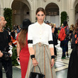 Melissa Satta Tory Burch NYFW SS20 - Backstage And Front Row