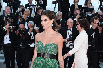 Melissa Satta 'Les Miserables' Red Carpet - The 72nd Annual Cannes Film Festival