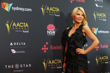 Melissa Tkautz 7th AACTA Awards Presented by Foxtel | Red Carpet