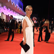 "Melita Toscan du Plantier ""Ad Astra"" Red Carpet Arrivals - The 76th Venice Film Festival"