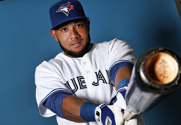 New York Yankeeks' baseball legend Melky Cabrera