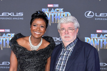Mellody Hobson Premiere Of Disney And Marvel's 'Black Panther' - Arrivals