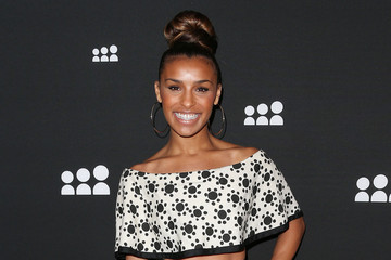 Melody Thornton Celebs Love Myspace in LA
