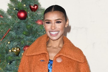 Melody Thornton 'Surviving Christmas With The Relatives' World Premiere - Red Carpet Arrivals