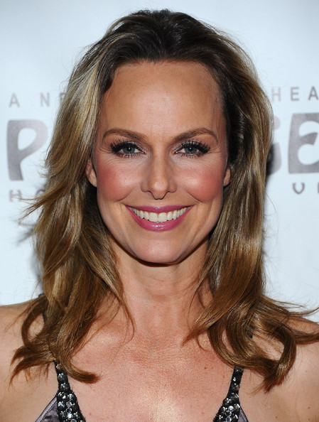 Melora Hardin looks like charlize theron