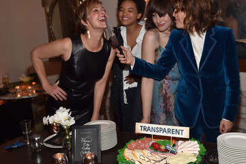 Melora Hardin Jill Soloway Premiere of Amazon's 'Transparent' Season 2 - After Party
