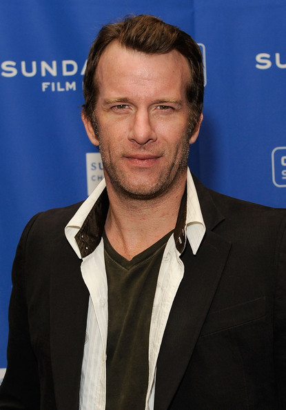 "Actor Thomas Jane attends the ""I Melt With You"" Premiere at the Eccles Center Theatre during the 2011 Sundance Film Festival on January 26, 2011 in Park City, Utah."