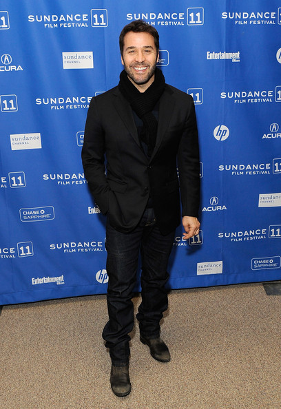 "Actor Jeremy Piven attends the ""I Melt With You"" Premiere at the Eccles Center Theatre during the 2011 Sundance Film Festival on January 26, 2011 in Park City, Utah."
