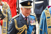 Prince Charles, Prince of Wales attends as members of the Royal Family attend events to mark the centenary of the RAF on July 10, 2018 in London, England.
