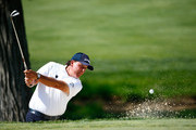Phil Mickelson plays a shot on the 4th hole during the final round of the Memorial Tournament presented by Nationwide Insurance at Muirfield Village Golf Club on June 1, 2014 in Dublin, Ohio.