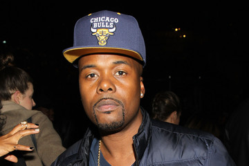 Memphis Bleek D'USSE VIP Riser at 'Rihanna: ANTI' World Tour - Brooklyn, New York