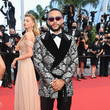 """Memphis Depay """"France"""" Red Carpet - The 74th Annual Cannes Film Festival"""