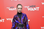 Vlada Roslyakova attends the New York special screening of Paramount Pictures' film 'What Men Want' at Crosby Street Hotel on February 4, 2019 in New York, New York.