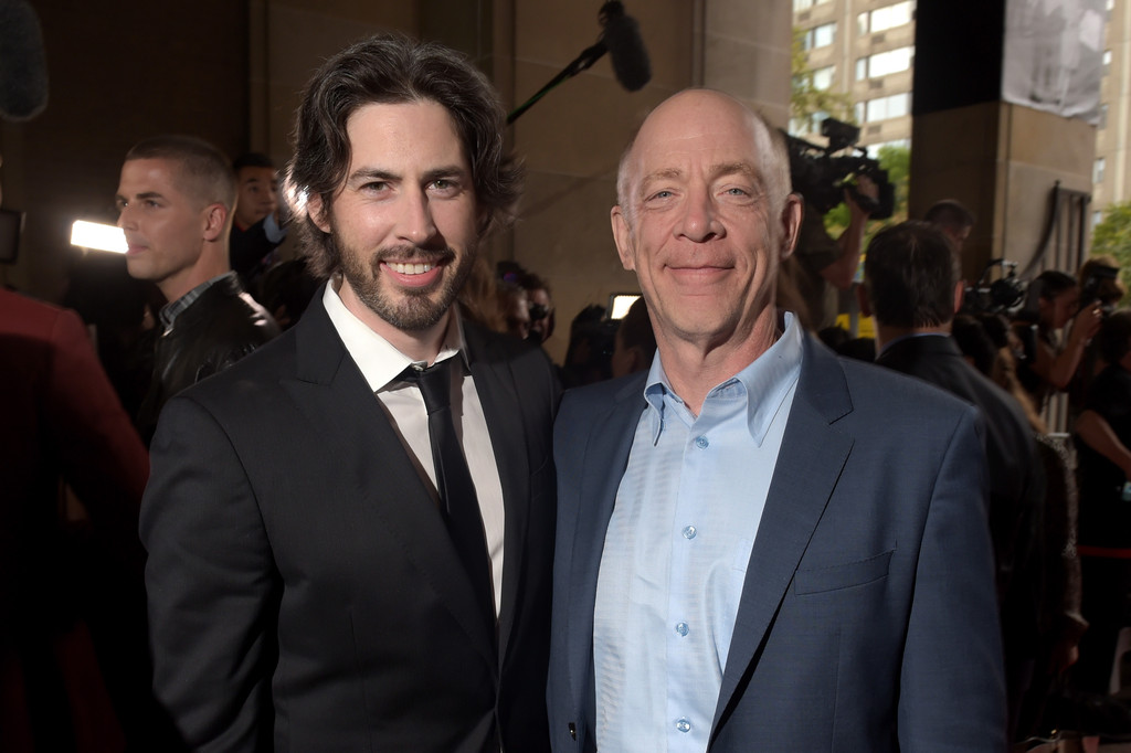"J.K. Simmons in ""Men, Women & Children"" Premiere - Red ..."