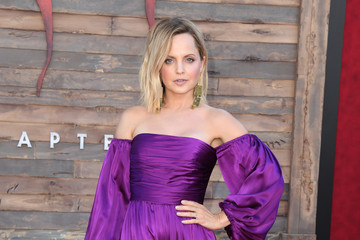Mena Suvari Premiere Of Warner Bros. Pictures' 'It Chapter Two' - Arrivals