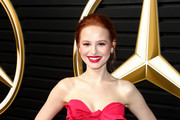 Madelaine Petsch attends the Mercedes-Benz Academy Awards Viewing Party at The Four Seasons Hotel Los Angeles at Beverly Hills on February 09, 2020 in Los Angeles, California.
