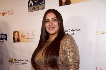 Mercedes Javid Whispers From Children's Hearts Foundation's 3rd Legacy Charity Gala