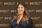 Daniella Monet attends the Mercy For Animals 20th Anniversary Gala at The Shrine Auditorium on September 14, 2019 in Los Angeles, California.