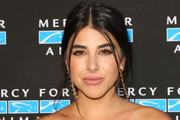 Actress Daniella Monet attends the Mercy For Animals Presents Hidden Heroes Gala 2018 at Vibiana on September 15, 2018 in Los Angeles, California.