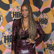 Merrin Dungey HBO's Official Golden Globes After Party - Red Carpet