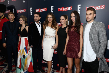 Merritt Patterson 'The Royals' Premieres in NYC