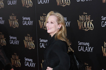 Meryl Streep 'Into the Woods' Premieres in NYC