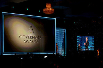 Meryl Streep Academy of Motion Picture Arts and Sciences' 7th Annual Governors Awards - Show