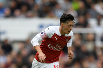 Mesut Ozil Newcastle United vs. Arsenal FC - Premier League