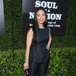 Meta Golding The Broad Hosts West Coast Debut Of 'Soul Of A Nation: Art In the Age Of Black Power 1963-1983'