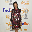 Meta Golding 50th NAACP Image Awards Nominees Luncheon - Arrivals