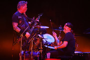James Hetfield and Lars Ulrich Photos Photo