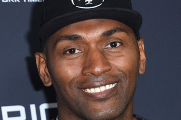 Metta World Peace Los Angeles Special Screening of 'American Assassin'