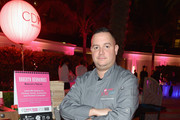 Roberto Hernandez poses at Mexico City Presents Tacos After Dark Hosted By Aaron Sanchez - during 2016 Food Network & Cooking Channel South Beach Wine & Food Festival Presented By FOOD & WINE at Loews Miami Beach Hotel on February 25, 2016 in Miami Beach, Florida.