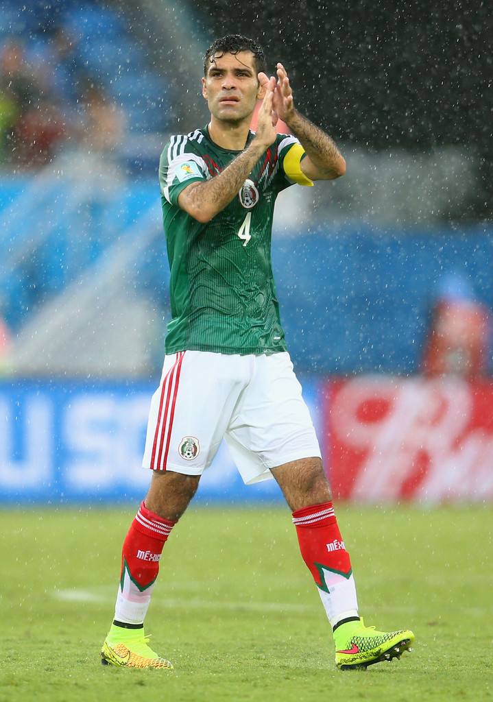 Rafael Marquez Photos Photos - Mexico v Cameroon: Group A ...
