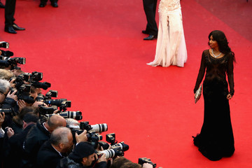 Mia Frye 'Jimmy P.' Photo Call in Cannes