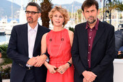 "(L-R) Actor John Turturro, actress Margherita Buy and director Nanni Moretti attend a photocall for ""Mia Madre"" (""My Mother"") during the 68th annual Cannes Film Festival on May 16, 2015 in Cannes, France."