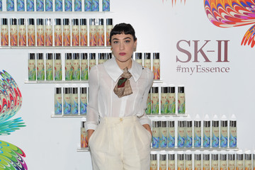 Mia Moretti SK-II Limited Edition Holiday Collection Launch Party