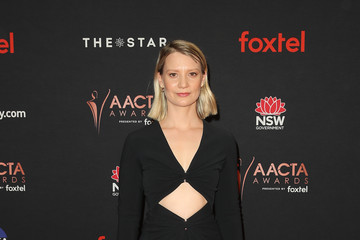 Mia Wasikowska 2019 AACTA Awards Presented By Foxtel | Red Carpet Arrivals