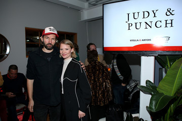 Mia Wasikowska VICE Studios' 'Judy & Punch' Celebrates At Stella's Film Lounge During The 2019 Sundance Film Festival