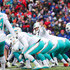 Jay Cutler Photos - Jay Cutler #6 of the Miami Dolphins signals to the offense during the first quarter against the Buffalo Bills on December 17, 2017 at New Era Field in Orchard Park, New York. - Miami Dolphins v Buffalo Bills